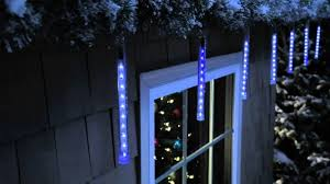 season cascading icicle lights awesome images