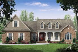 southern style floor plans southern style house plan 3 beds 2 5 baths 2000 sq ft plan 21