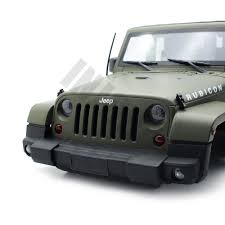 wrangler jeep green olive green rc rock crawler 1 10 jeep wrangler rubicon car shell