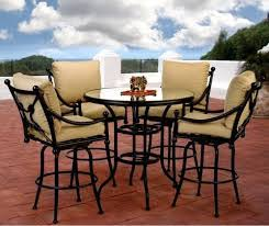 Bar Height Patio Chairs by Bar Height Patio Furniture Creative On Exterior Home Design Style