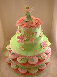tinkerbell birthday cake tinkerbell cakes cake pictures