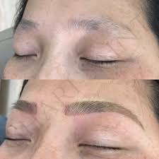 affordable microblading by shari saint eyebrow tattoo cosmetic
