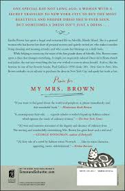 my mrs brown book by william norwich official publisher page