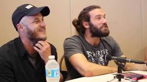 travis fimmel hair for vikings an interview with vikings stars travis fimmel and clive standen
