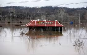 Flooding Missouri Map 19 Levees In Illinois Missouri Monitored For Flooding