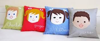 custom handmade throw pillows for abraham
