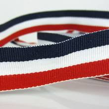 navy blue and white striped ribbon buy navy white ribbon and get free shipping on aliexpress
