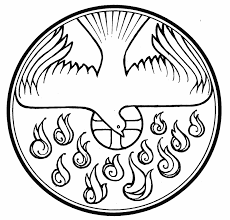 10 images of holy spirit coloring pages printable holy spirit