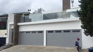Barton Overhead Door Flush Panel Garage Door Barton Overhead Door Inc