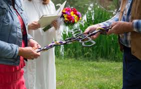 3 cords wedding ceremony cord of 3 strands eureka springs wedding minister