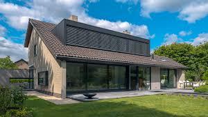 verbouwing renovatie villa ruitersboslaan ruitersbos breda glazen