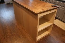 kitchen island wood top upcycled kitchen island with a reclaimed wood top hometalk