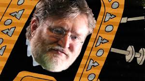 Gabe Newell Memes - the mind of gabe newell gabe pinterest meme