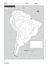 america and south america physical map quiz south america physical features map blank usa maps us country maps