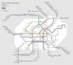 Metro Viena Map by Vienna S Bahn Alchetron The Free Social Encyclopedia