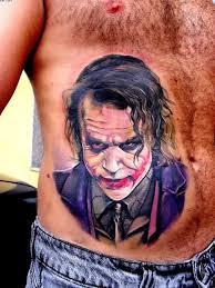 joker tattoos designs and ideas