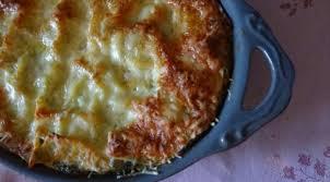 comment utiliser la ricotta en cuisine lasagnes ricotta épinards italie la tendresse en cuisine