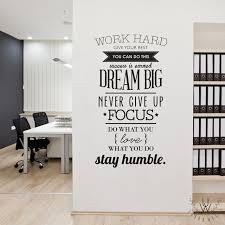 Best  Office Wall Decals Ideas On Pinterest Office Wall Art - Design wall decal