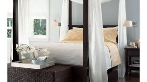 beautiful looking 4 post canopy bed curtains frame king netting