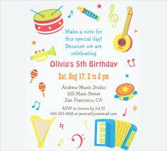 birthday invite template kids birthday party invitations marialonghi children s birthday