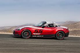 mazda 1 2016 2016 mazda mx 5 cup unveiled as mazda raceway pace car