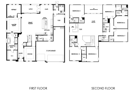 7 Bedroom Floor Plans Estates At Parkside Homes For Sale Orlando Fl Real Estate