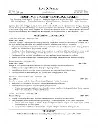 Resume Samples For Executives banking executive resume