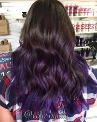 20 plum hair color ideas for your next makeover 2018 update