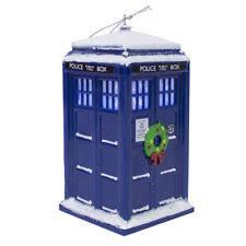doctor who ornament ebay