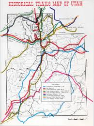 Map Utah Utah Railroad Map New York Map