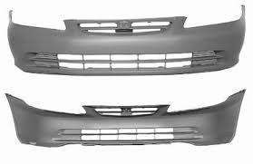 honda accord bumper replacement cost amazon com painted front bumper cover honda accord 2001 2002
