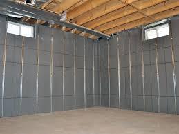Basement Waterproofing Kansas City by Insulated Basement Wall Panels Basement Wall Insulation