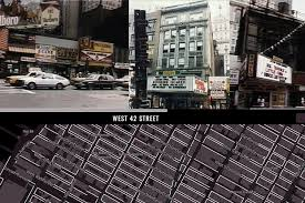 nyc tax maps stroll through gritty 80s nyc with this map midtown