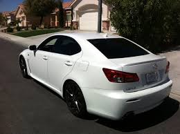 lexus isf utah my 2008 lexus is f build