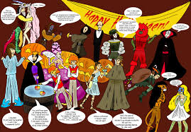 oblivion halloween party by norroendyrd on deviantart