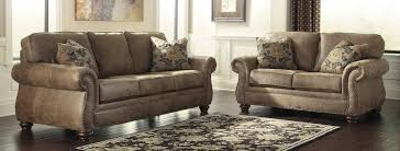 rustic sofas and loveseats traditional style rustic sofa loveseat recliner w nailhead trim