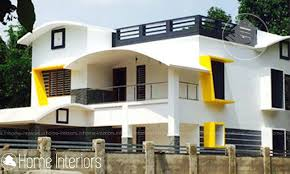 Home Design 2000 Sq Ft Square Feet Double Floor Contemporary Home Designs