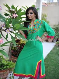 fashion of casual wear dresses for girls 2013