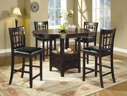 high end dining room tables high top bar tables kitchen height table and chairs high top bar
