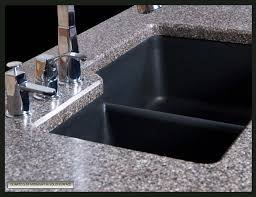 kitchen undermount kitchen sink white rectangle undermount