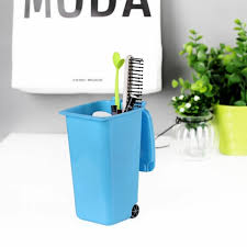 Office Desk Tidy 2017 New Arrival Mini Wheelie Bin Desk Tidy Office Desktop