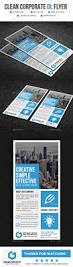 corporate dl flyer template by geniuspoint graphicriver