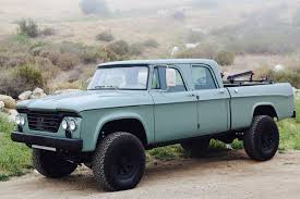 icon 4x4 brings new life to the u002764 dodge power wagon