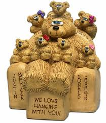engraved teddy bears personalized teddy gifts for with all family bears