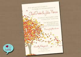 fall autumn engagement s bridal shower fall wedding