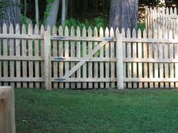 cool picket fencing project u2013 outdoor decorations