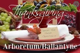 restaurants open thanksgiving day 2016