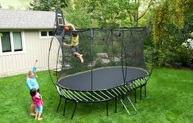Best Backyard Trampoline by Types Of Trampolines Explained Protrampolines Com