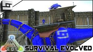 ark survival evolved new war paint s2e14 gameplay youtube