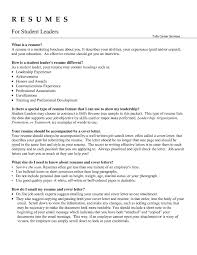 leadership skills resume exles leadership resume exles interesting leadership skills resume